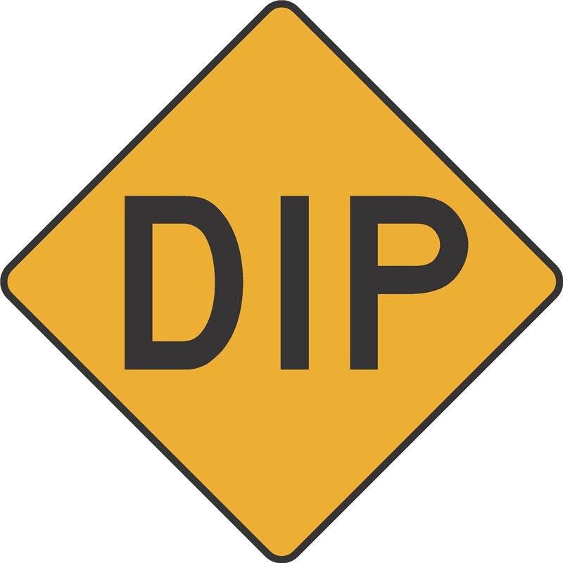 WARNING DIP