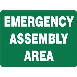 EMERGENCY ASSEMBLY AREA