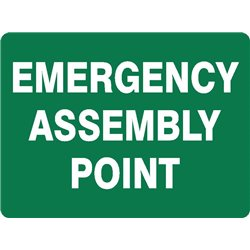 EMERG ASSEMBLY POINT