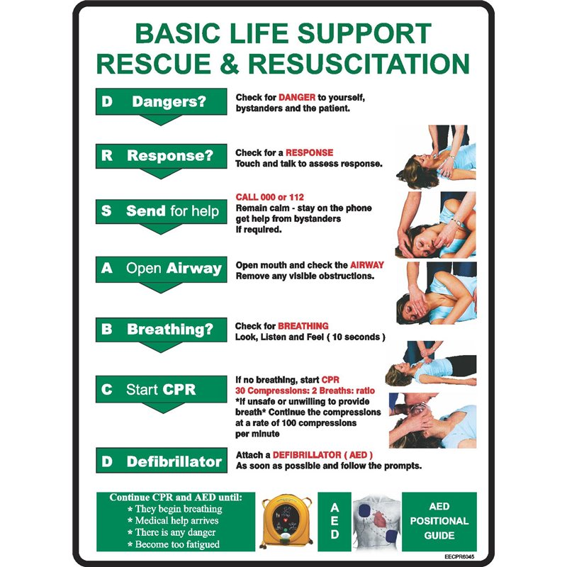 CPR BASIC RESUSCITATION
