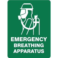 EMERG BREATHING APPARATUS