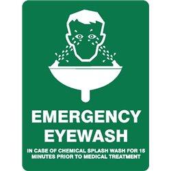 EMERGENCY EYEWASH PICTO