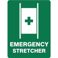 EMERG EMERGENCY STRETCHER