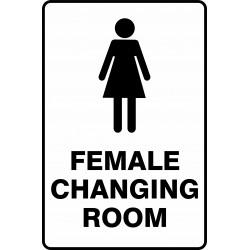 BATHROOM FEMALE CHANGING ROOM
