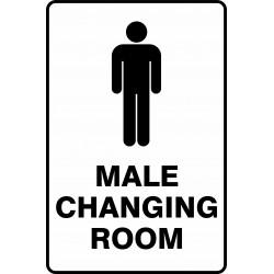 BATHROOM MALE CHANGING ROOM
