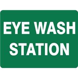 EMERG EYE WASH STATION