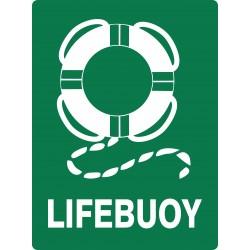 EMERGENCY LIFEBUOY