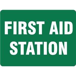 EMERG FIRST AID STATION