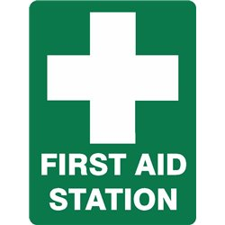EMERG FIRST AID STATION PIC