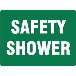 EMERG SAFETY SHOWER