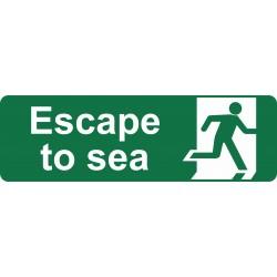 EXIT ESCAPE TO SEA