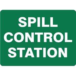 EMERG SPILL CONTROL STATION