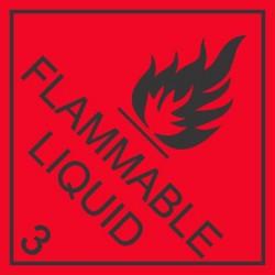 DANGEROUS GOODS FLAMMABLE...