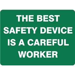 EMERG BEST SAFETY SAFE WORKER