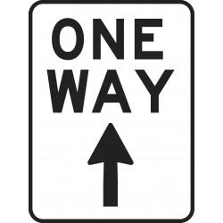 REGULATORY ONE WAY (Repeater)