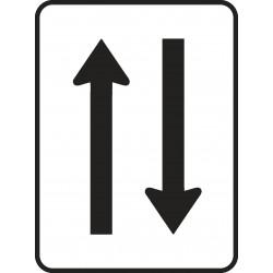 REGULATORY 2 WAY TRAFFIC