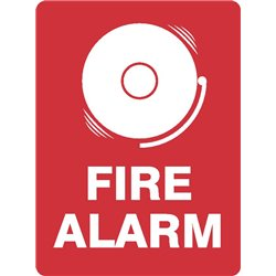 FIRE ALARM WITH PICTURE