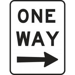 REGULATORY ONE WAY (ARROW...