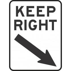 REGULATORY KEEP RIGHT...