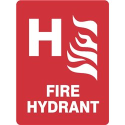 FIRE HYDRANT WITH H