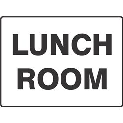 GENERAL LUNCH ROOM