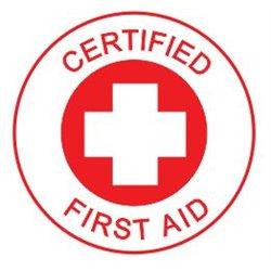 ERT CERTIFIED FIRST AID