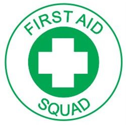 FIRST AID SQUAD