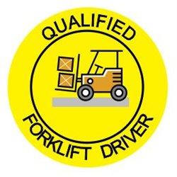 QUALIFIED FORKLIFT DRIVER