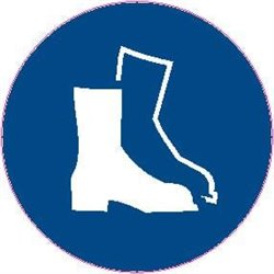 MAND PICTOGRAM FOOT PROTECTION