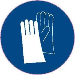 MAND PICTOGRAM HAND PROTECTION