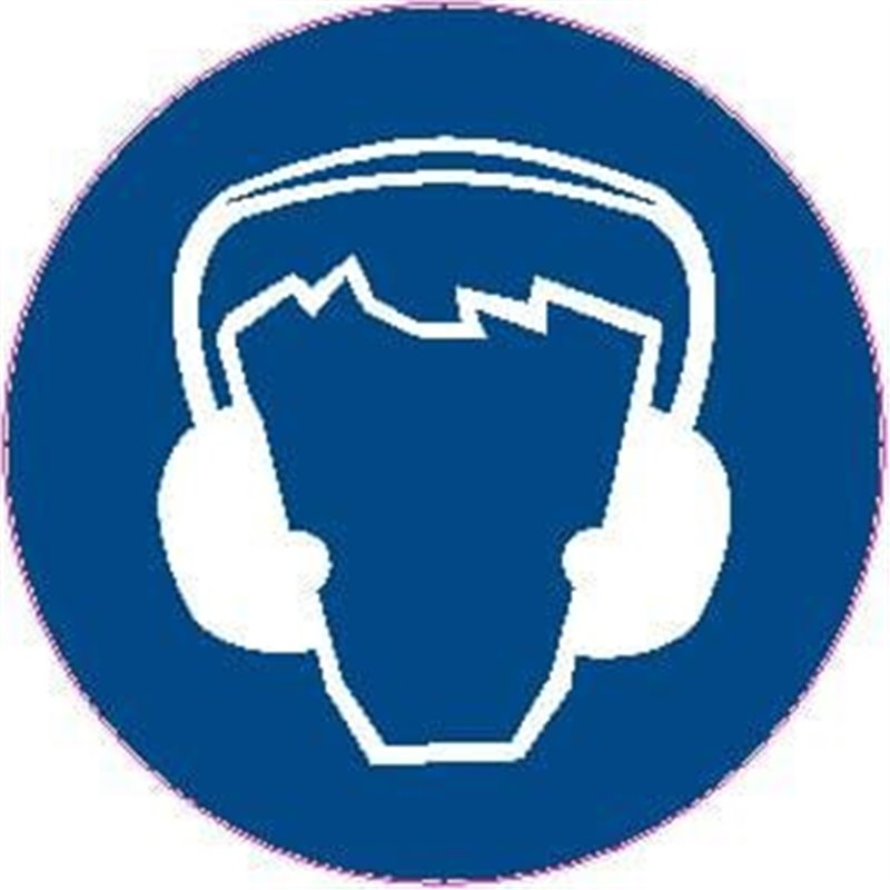 MAND PICTOGRAM HEARING PROT