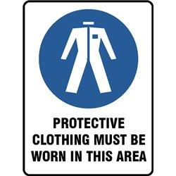 MANDATORY PROT CLOTHING