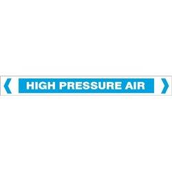 AIR - HIGH PRESSURE AIR