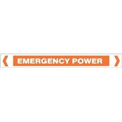 ELECTR - EMERGENCY POWER