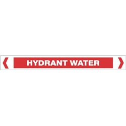 FIRE - HYDRANT WATER