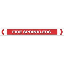 FIRE - FIRE SPRINKLERS