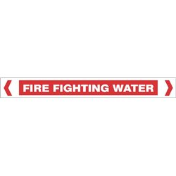 FIRE - FIRE FIGHTING WATER