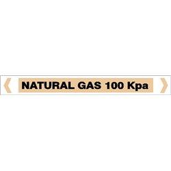 GAS - NATURAL GAS 100 KPA