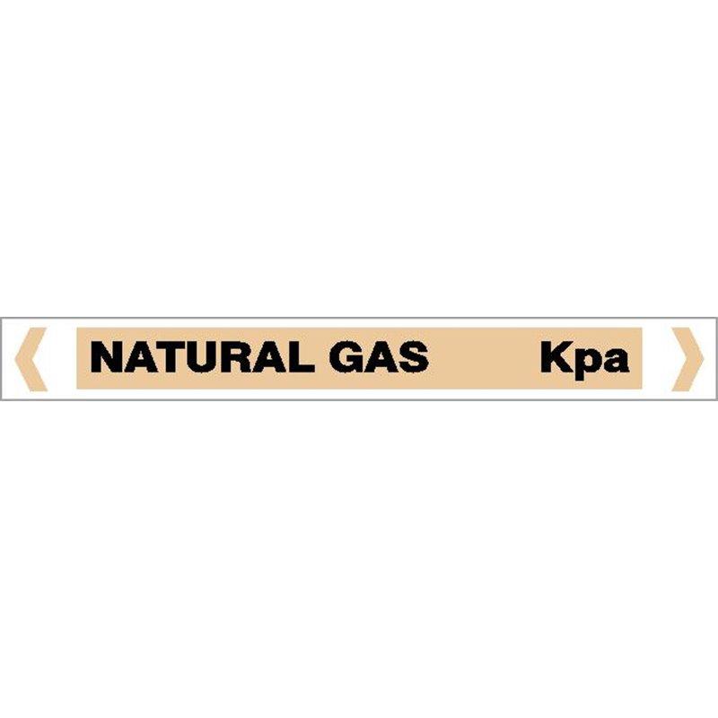 GAS - NATURAL GAS     KPA