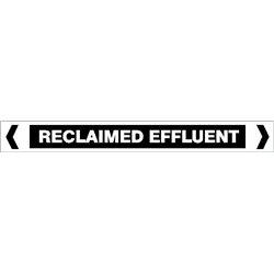 OTHER LIQ- RECLAIMED EFFLUENT