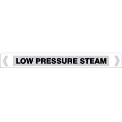 STEAM -LOW PRESS STEAM