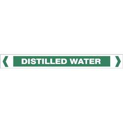 WATER - DISTILLED WATER