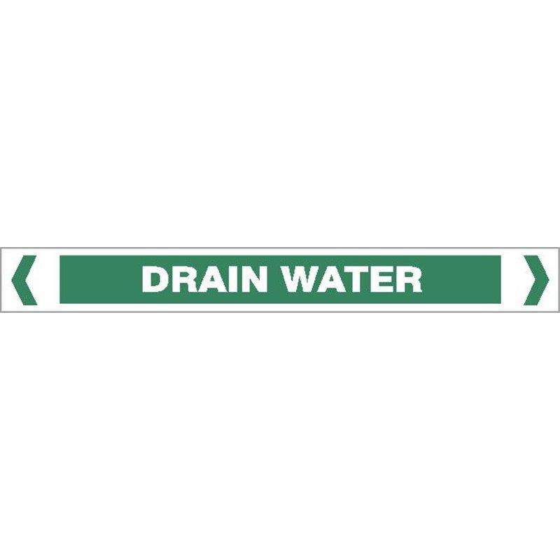 WATER - DRAIN WATER