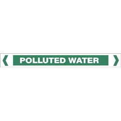 WATER - POLLUTED WATER