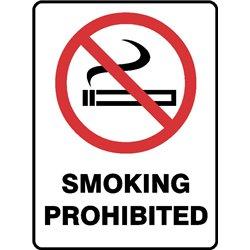 PROHIB SMOKING PROHIBITED