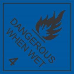 DANGEROUS GOODS DANGEROUS