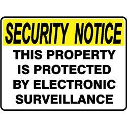SEC NOTICE PROT BY ELECT SURV
