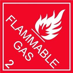 DANGEROUS GOODS FLAMMABLE