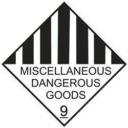 DANGEROUS GOODS MISCELLANEOUS