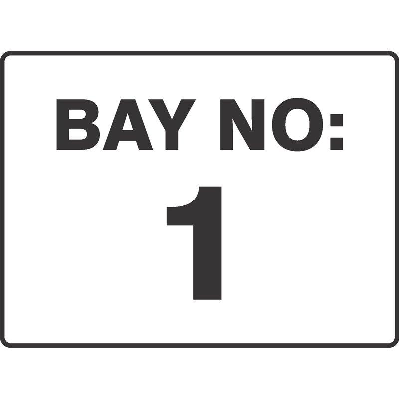 GENERAL BAY NUMBER 1